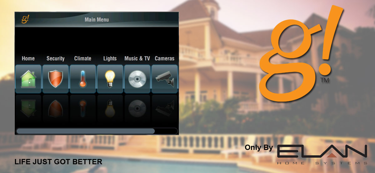 Home Automation with G from Elan