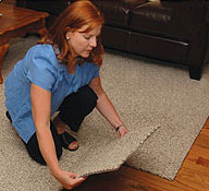 Carpet Tile Sound Absorbent