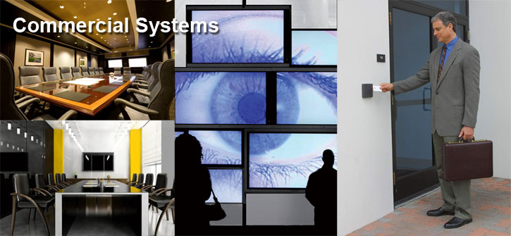 Audio Visual Commercial Systems