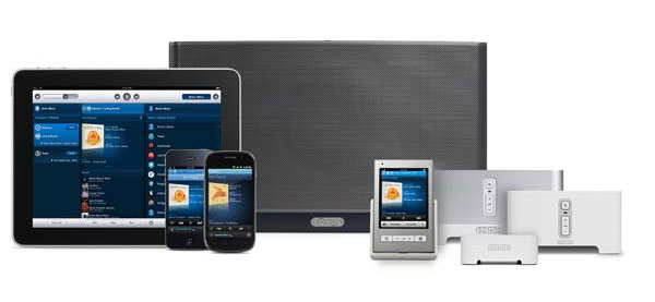 Sonos Distributed Music System