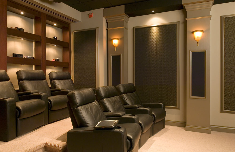 Theater Room Ideas On A Budget