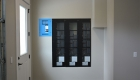 Lutron Finished Lighting Panel