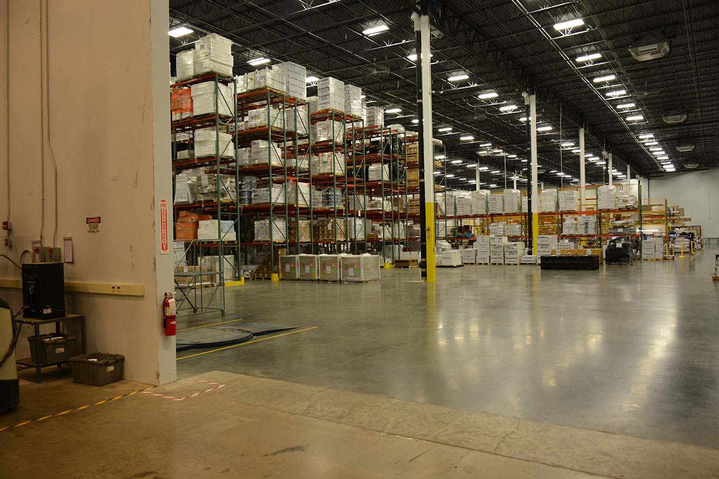 Crestron Product Warehouse