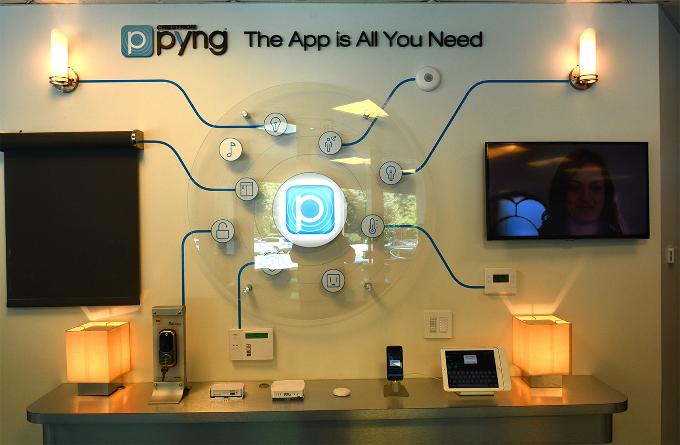 Pyng Control System