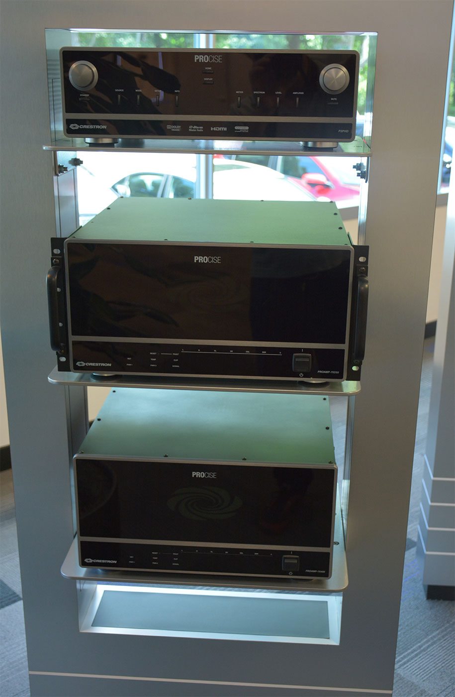 Crestron Home Theater