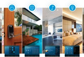 Crestron Pyng Home Automation