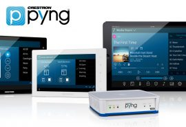 Crestron Pyng Home Control