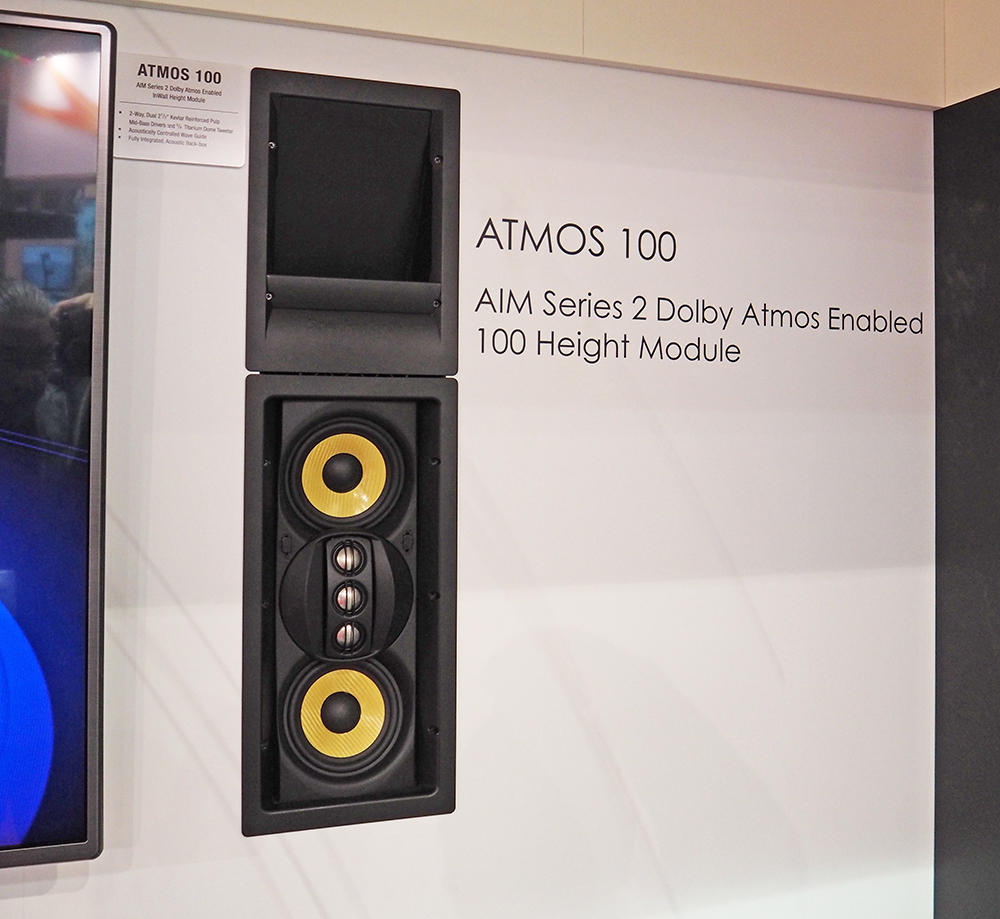 Dolby Atmos Inwall Speaker Atx100 Av Simplified Solutions